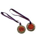 Čokoládová medaile