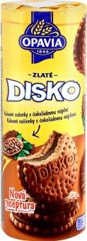 Zlaté sušenky Disko Opavia