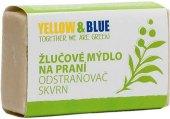 Žlučové mýdlo na praní Yellow & Blue