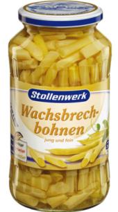 Fazolky žluté Stollenwerk