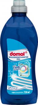 Gelový změkčovač vody Domol