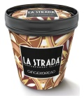 Zmrzlina v kelímku La Strada