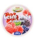 Zmrzlina Lesní směs s cukrem Česká zahrada