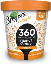 Zmrzlina proteinová v kelímku Vegan Breyers Delights