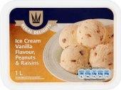 Zmrzlina ve vaničce Regal Delights