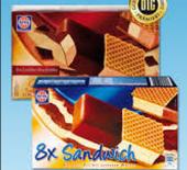 Zmrzlina Sandwich Riva