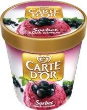 Zmrzlina sorbet Carte D'or Algida