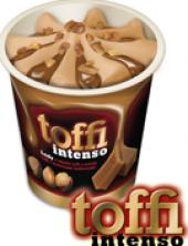 Zmrzlina v kelímku Tofi Intenso