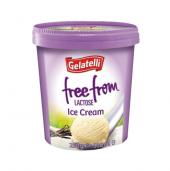 Zmrzlina v kelímku bez laktózy Free From Gelatelli