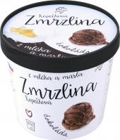 Zmrzlina v kelímku Kopečková Pinko