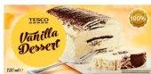 Zmrzlinová roláda Tesco