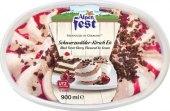 Zmrzlina ve vaničce Alpen Fest