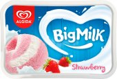 Zmrzlina ve vaničce Big Milk Algida