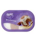Zmrzlina ve vaničce Milka