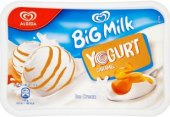 Zmrzlina ve vaničce Yogurt Big Milk Algida