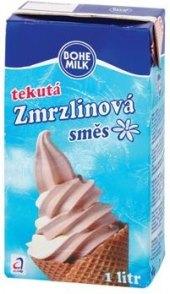Zmrzlinová směs Bohemilk
