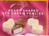 Zmrzlina pralinky ve tvaru srdce For you