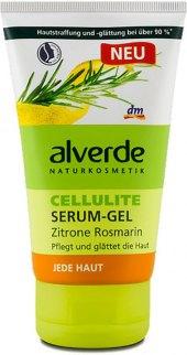 Zpevňující gel Cellulite Alverde