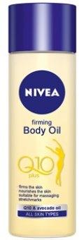 Olej tělový zpevňující Q10 Plus Nivea
