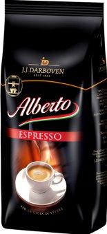 Zrnková káva Alberto Espresso Darboven