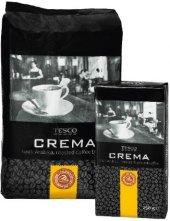 Zrnková káva Arabica Coffe Crema Tesco