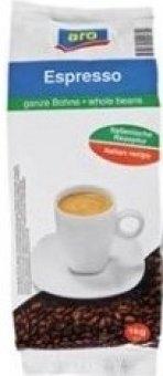Zrnková káva Aro Espresso