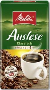 Zrnková káva Auslese Melitta