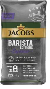 Zrnková káva Barista Jacobs
