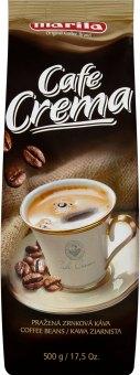 Zrnková káva Café Crema Marila