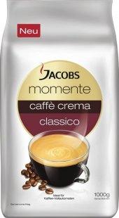 Zrnková káva Caffé Crema Jacobs Momente