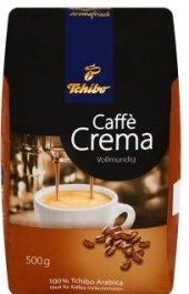 Zrnková káva Caffé Crema Tchibo