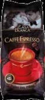 Zrnkové kávy Casablanca