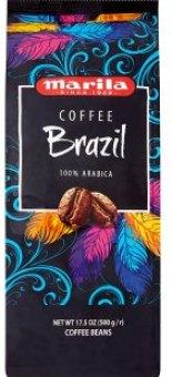 Zrnková káva Coffee Brazil Marila