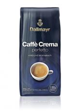 Zrnková káva Crema Perfetto Dallmayr