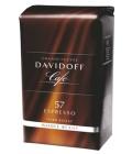 Zrnková káva Espresso Davidoff