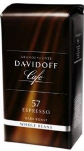 Zrnkové kávy Davidoff