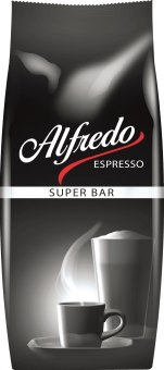 Zrnková káva Espresso Alfredo