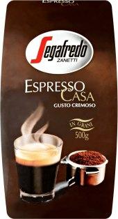 Zrnková káva Espresso Casa Segafredo