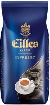Zrnková káva Espresso Eilles