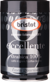 Zrnková káva Eccellente Excellente Bristot