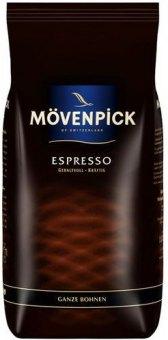 Zrnková káva Espresso Mövenpick