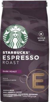 Zrnková káva Espresso Roast Starbucks