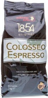 Zrnková káva Espresso Schirmer