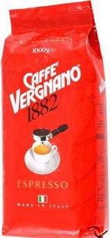 Zrnková káva Espresso Vergnano