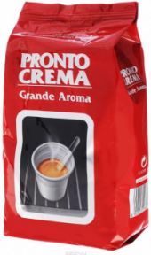 Zrnková káva Grande Aroma Pronto Crema Lavazza