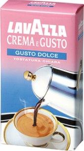 Zrnková káva Gusto dolce Crema Gusto Lavazza