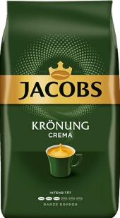 Zrnková káva Jacobs Krönung Crema