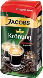 Zrnková káva Jacobs Krönung