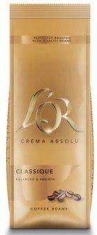 Zrnková káva L'Or Classique