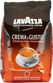 Zrnková káva Crema e Gusto Lavazza